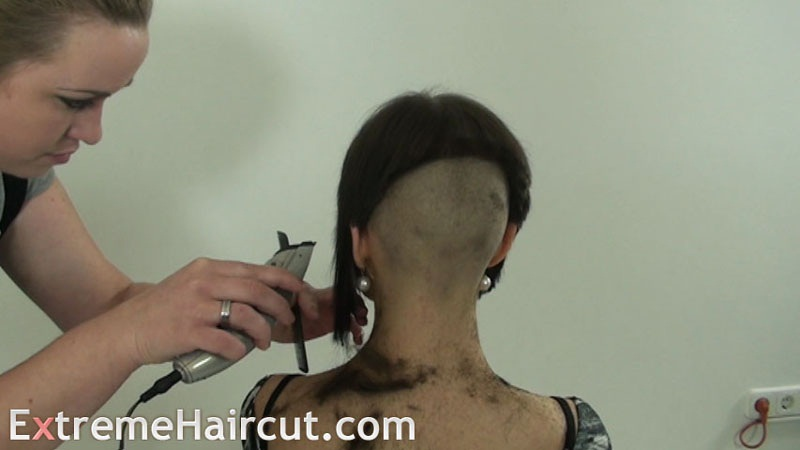 highly shaved nape 2